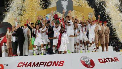 AFC Asian Cup 2019 Final Video Highlights: Qatar Shock ...