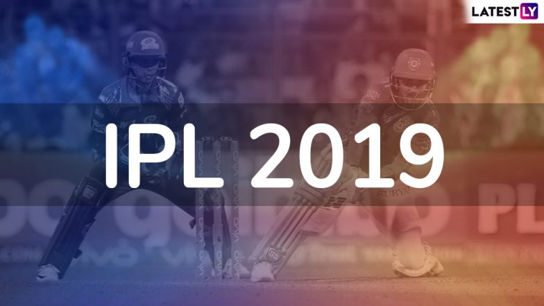 IPL 2019 Schedule in PDF for All Matches Download VIVO Indian