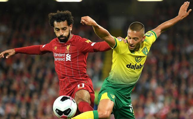 Norwich City Vs Liverpool Premier League 2019 20 Free