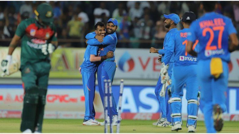 India Vs Bangladesh Cricket Score 3rd T20i Match Summary Bangladesh In India 3 T20i