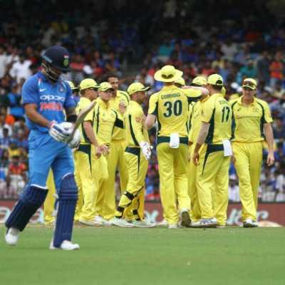 IND vs AUS | India vs Australia 2017: First ODI at Chepauk, Chennai | Cricket Photos | India.com ...