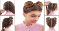 These braided hairstyles for coloured hair will steal your ...