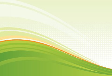 Green Waves Fresh Background Free Vector Download 333071 CannyPic