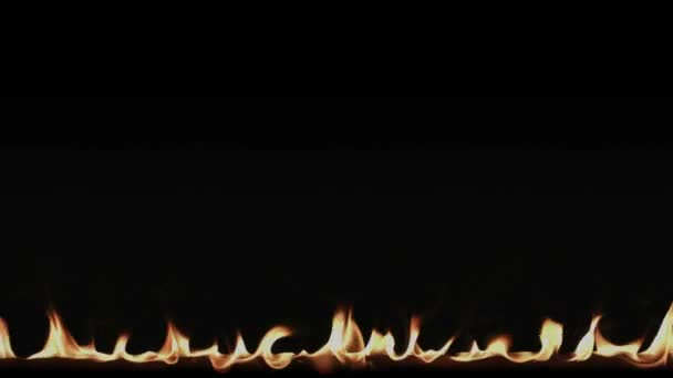 Fire flame border on a black background \u2014 Stock Video © pzaxe #73972925 - black border background