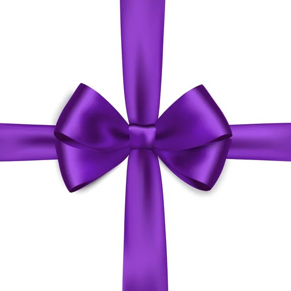 Red Vertical Ribbon Bow \u2014 Stock Photo © lightsource #13821732 - purple ribbom
