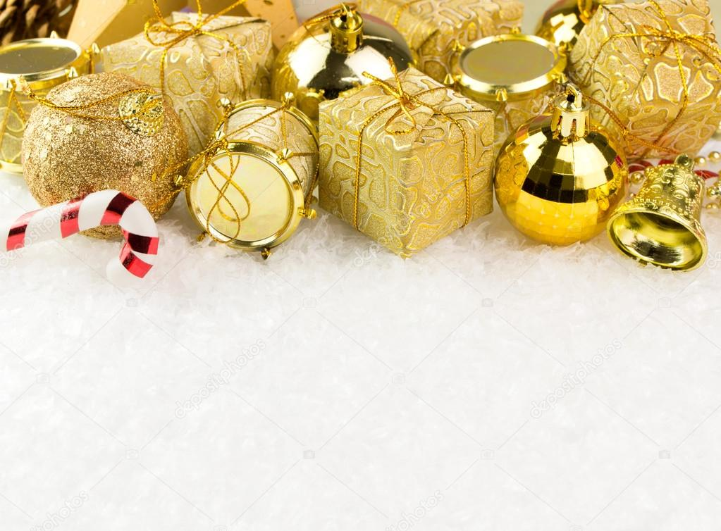 Christmas theme background \u2014 Stock Photo © shirotie #89688884 - christmas theme background