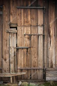 Barn door  Stock Photo  Arsty. #67577263