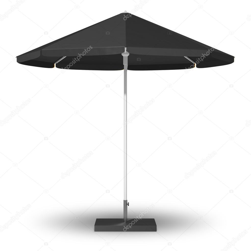 Borek Stresa Parasol.Zwarte Parasol Een Parasol Van Zwarte Chantilly Kant En