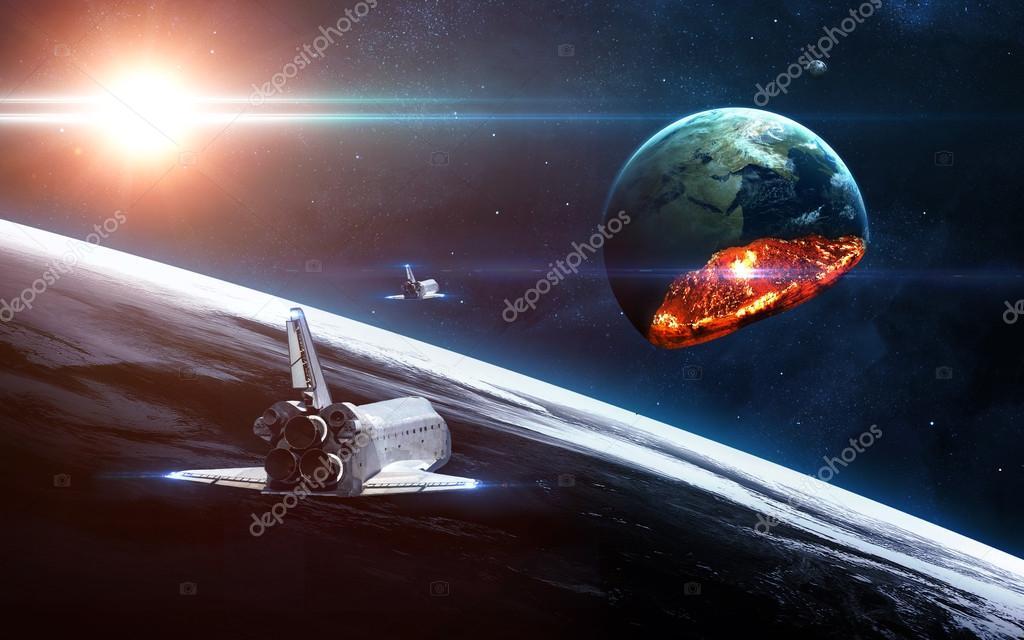 Danger 3d Wallpaper Download Earth Exploding Www Pixshark Com Images Galleries With