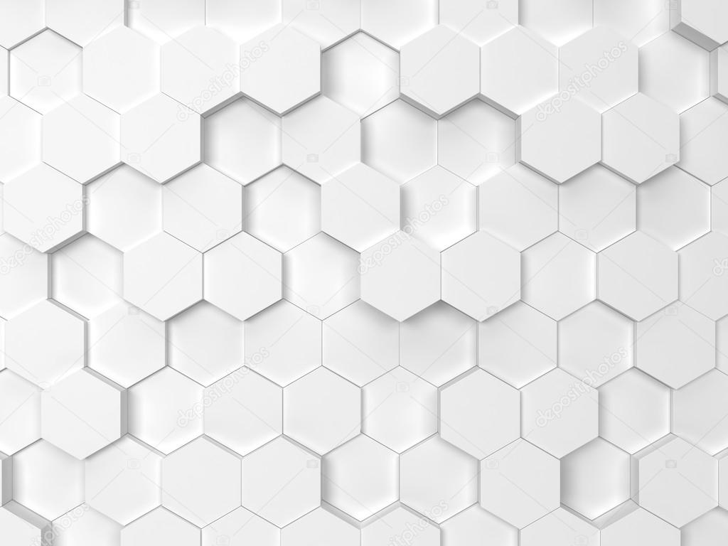 3d Cube Live Wallpaper Free Download Hexagonal Background 3d Background Stock Photo