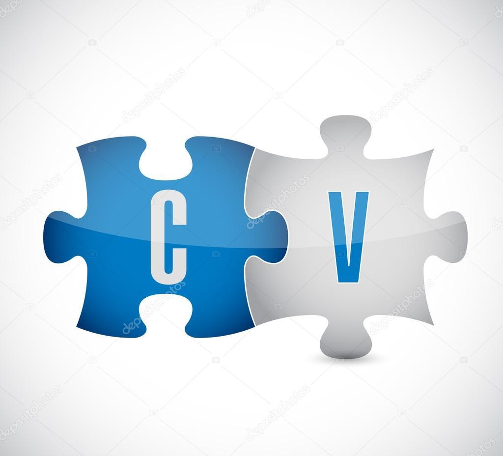 cv puzzle a telecharger