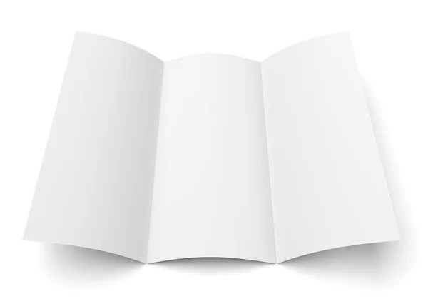 Tri-Fold Brochure Template \u2014 Stock Photo © ArenaCreative #8948510 - blank tri fold brochure template