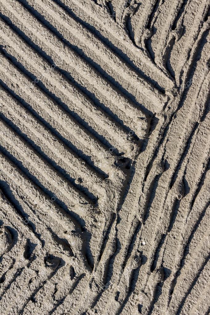 putty a tile layer \u2014 Stock Photo © ginasanders #95327882