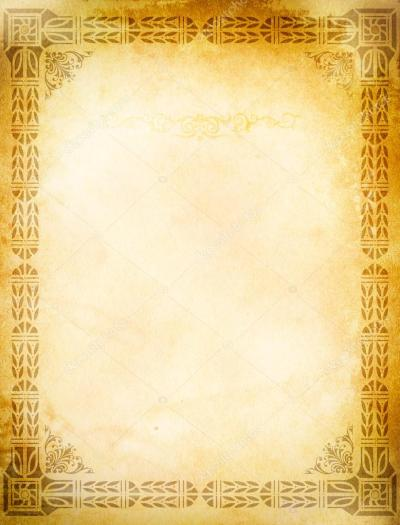 Old grunge paper with old-fashioned border. — Stock Photo © ke77kz #82994022