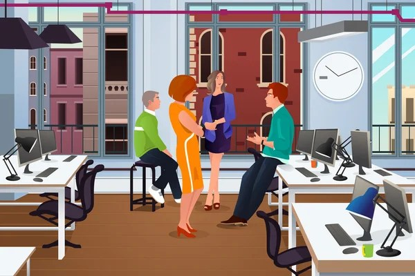 Informal Business Meeting in the Office Stock Images Page Everypixel