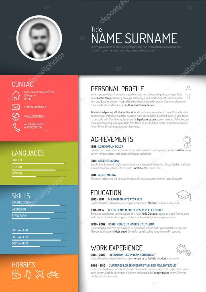 resume profile interior design