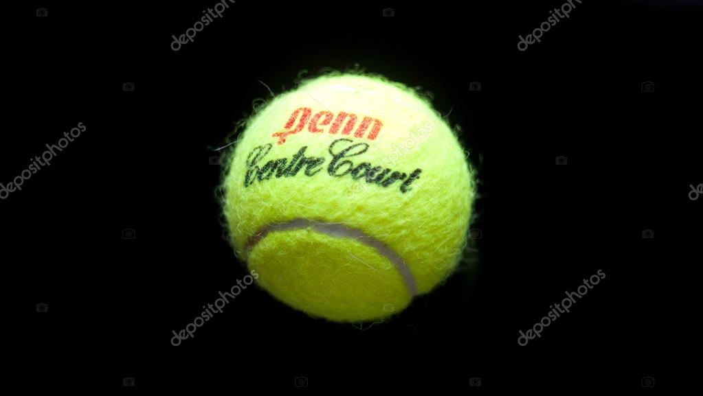 Penn Centre Court tennis ball \u2013 Stock Editorial Photo © ifeelstock - why is there fuzz on a tennis ball