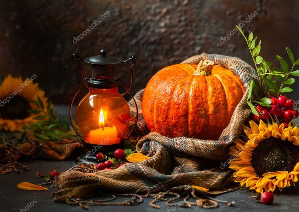 Pumpkins Fall Wallpaper Осенний натюрморт с тыквой Стоковое фото 169 Sarsmis
