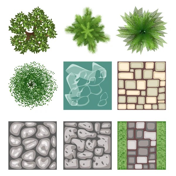Landscape design Stock Vectors, Royalty Free Landscape design