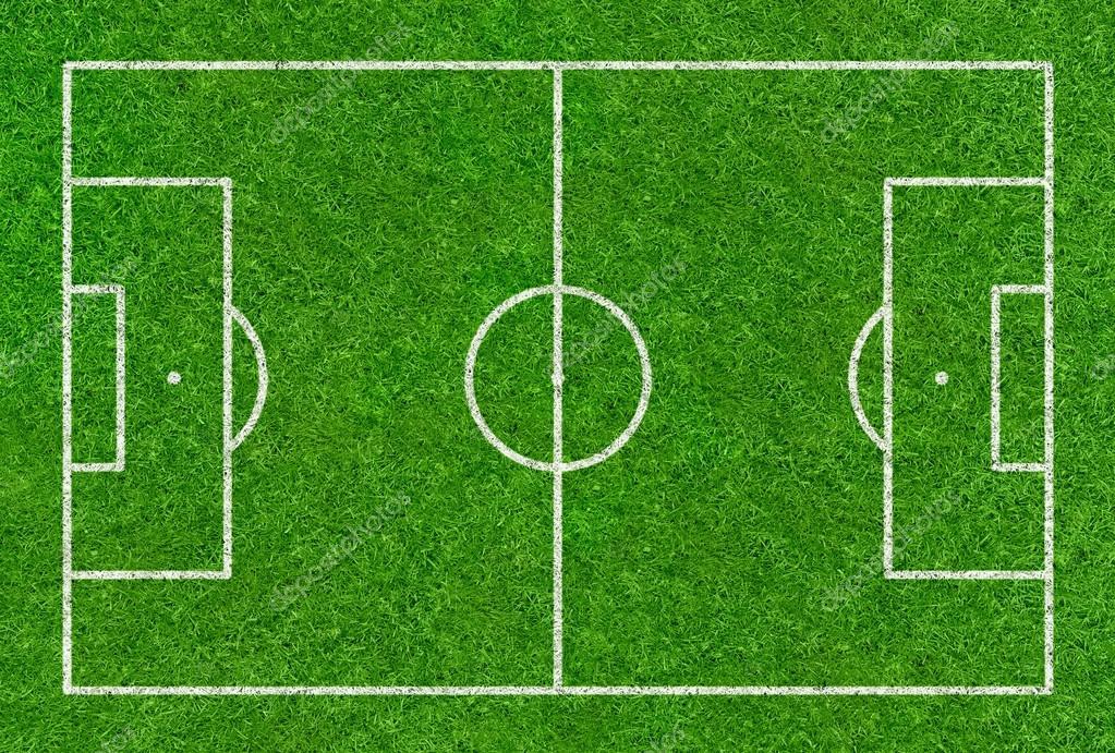 Baby Live Wallpaper Hd Een Voetbalveld Op De Achtergrond Van Een Gras Getekend