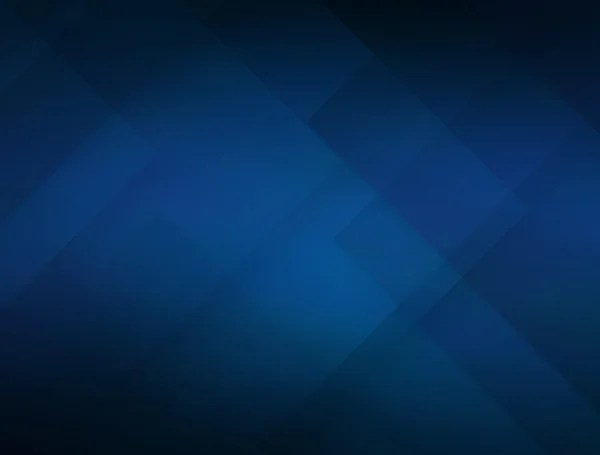 Abstract blue background with basic geometry overlaps and layere