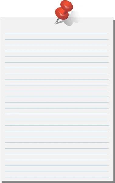horizontal thin lines over white background \u2014 Stock Vector © metrue - horizontal writing paper
