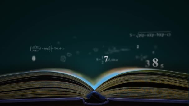 math physics formulas from book computer generated loopable motion