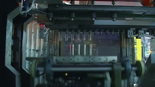 Industrial mechanic machine \u2014 Stock Video © LarioTus #87970228