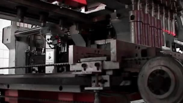 Industrial mechanic machine \u2014 Stock Video © LarioTus #88127694