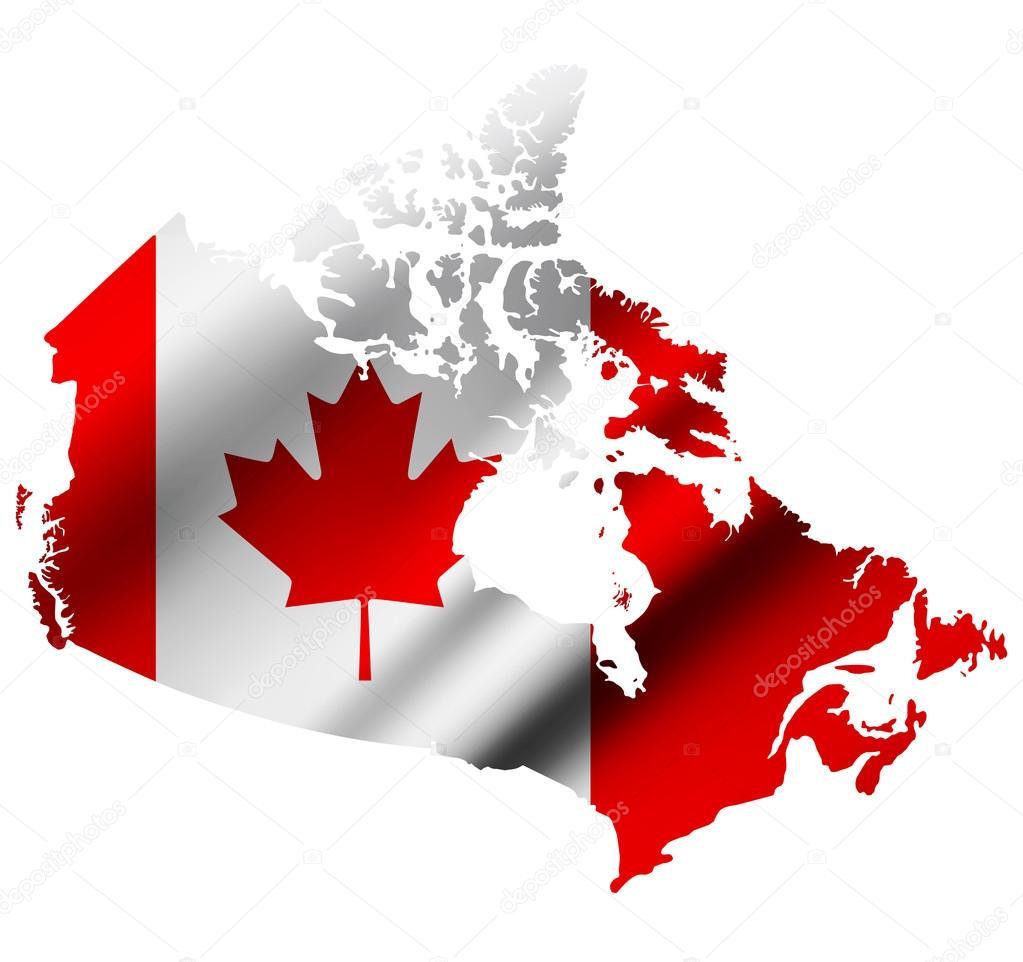 New Year Wallpapers 3d La Bandera De Canada Images
