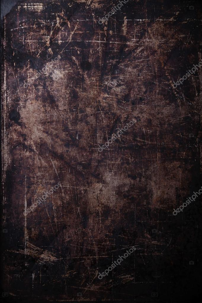 Scratched dark texture \u2014 Stock Photo © lisovskaya #60602589