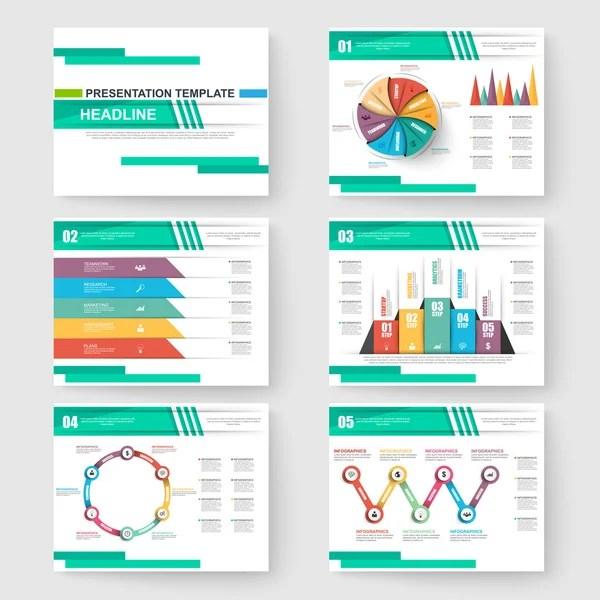 Vectores de stock de Powerpoint template, ilustraciones de - plantillas powerpoint