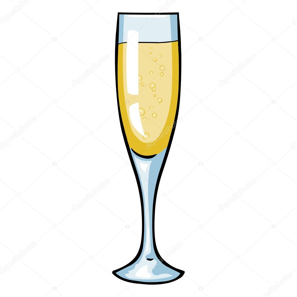Champagner Glas The Gallery For Gt Mimosa Champagne Clipart
