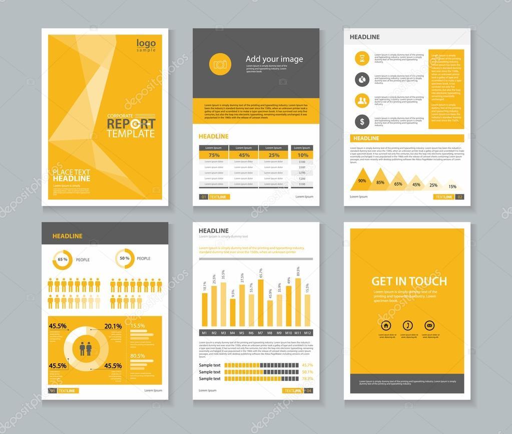Company Profile Cover Page Doc – Company Profile Template Doc