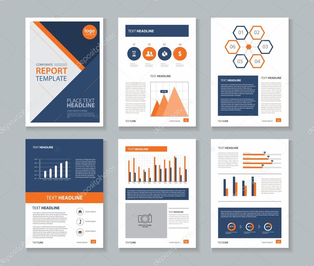 Company Profile Templates Samples In Word Project Company Profile Annual Report Brochure Flyer Page