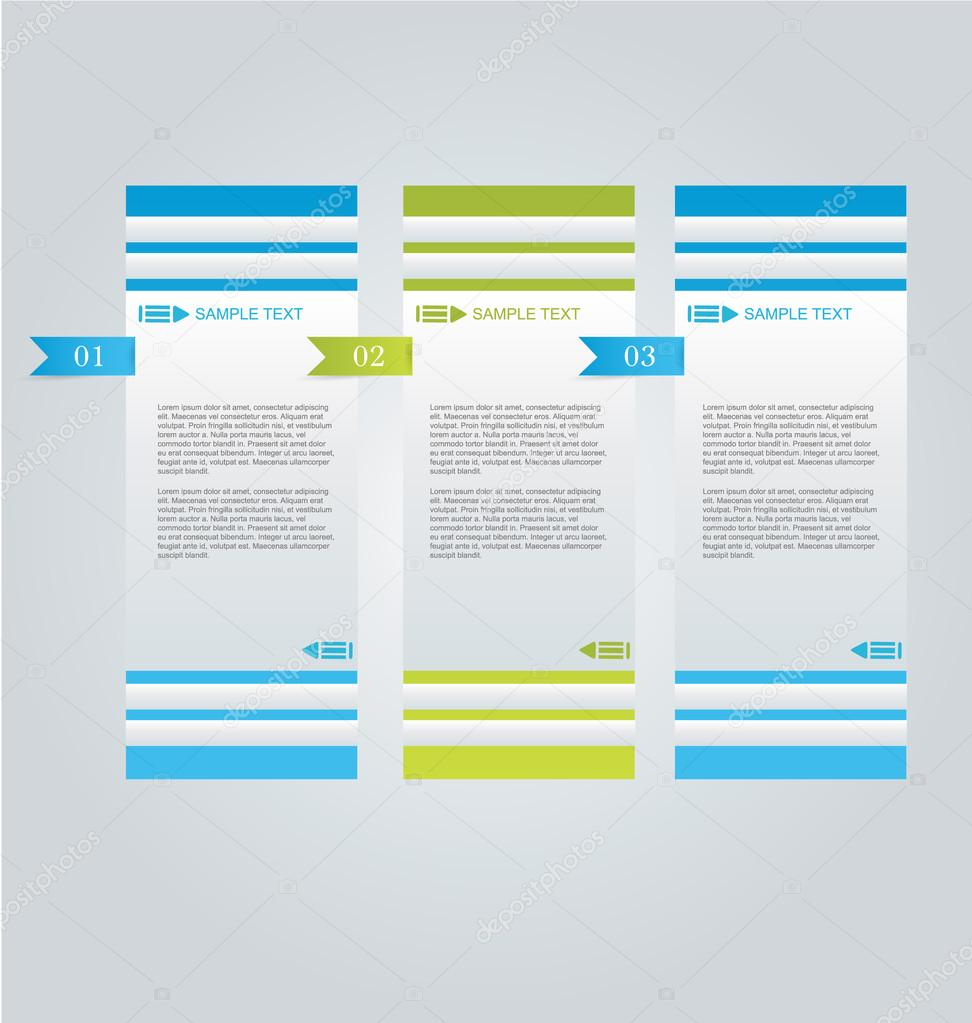 Ra T Vel Business Infographics Template For Presentation Education Web