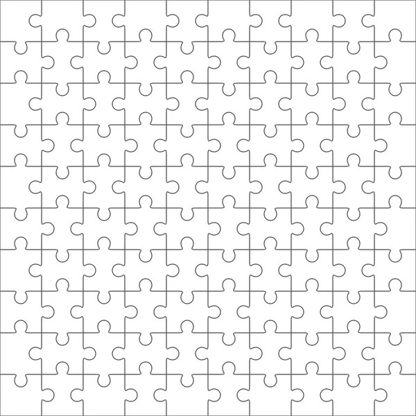 Puzzle template Stock Vectors, Royalty Free Puzzle template