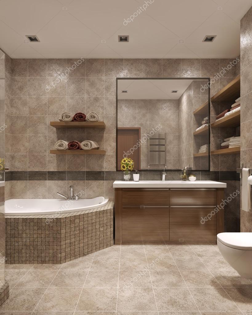 Badezimmer Einrichtung Jugendstil | Pleasant Design Jugendstil ...