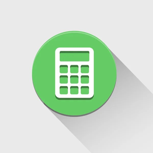 Online Market Icon Hand Holding Smart Phone Buying Grocery Products - grocery calculator online