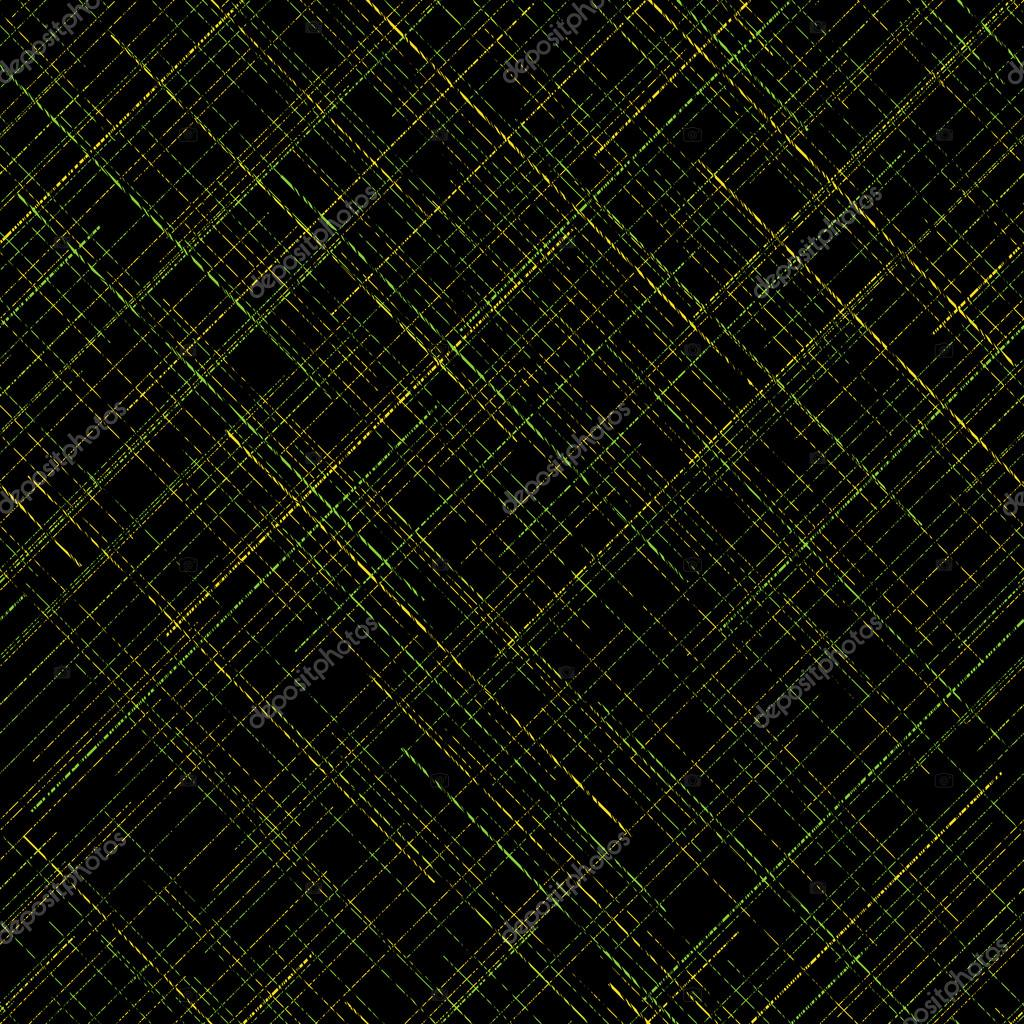 Plaid Lin Abstract Scratched Background Plaid Fabric Texture Random Lin