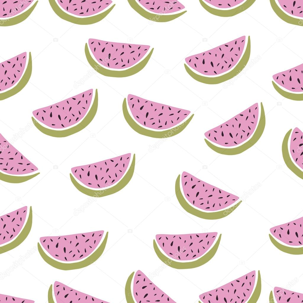 Marble Wallpaper With Quotes For Desktop Naadloze Achtergrond Met Watermeloen Segmenten