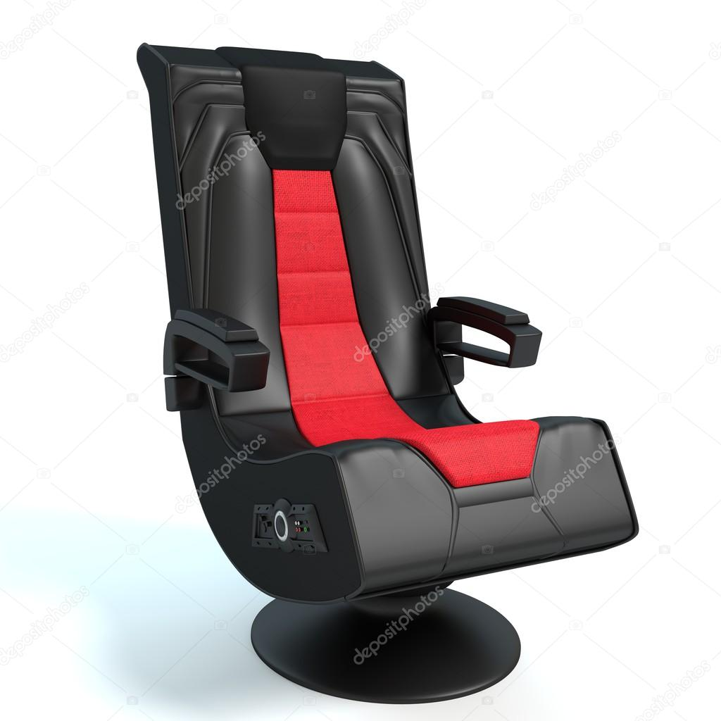 Fauteille Gamer 3d Gaming Stoel Stockfoto Wesabrams 103157268