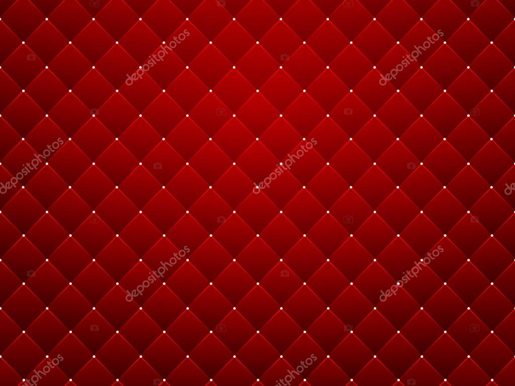 Red Texture Seamless Diamond Pattern Background Stock