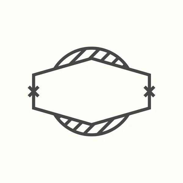 Template for hipster logo \u2014 Stock Vector © alexanderdobrikov #68246913 - hipster logo template
