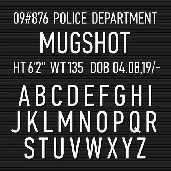 Mugshot Stock Vectors, Royalty Free Mugshot Illustrations