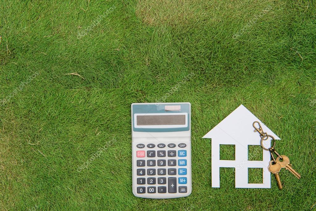 Dům s domácím prostředí, zelené bydlení, Hypoteční kalkulačka