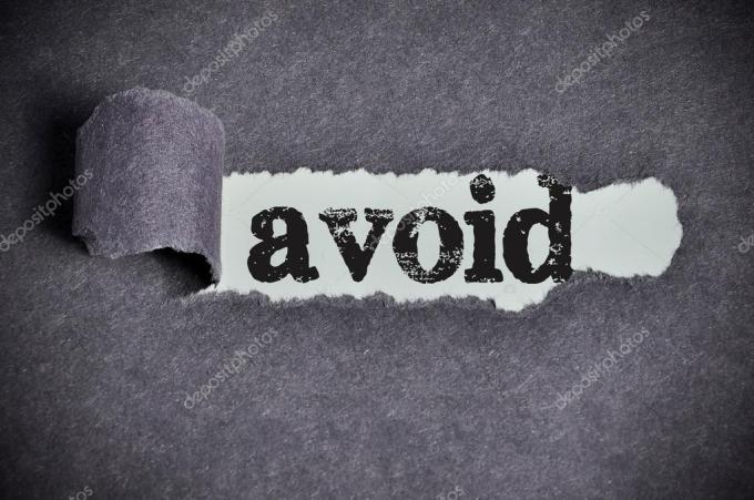 Image result for avoid