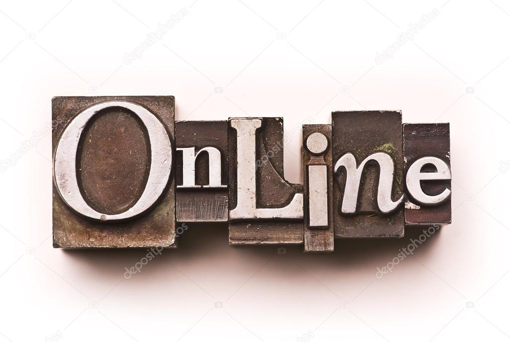 Online \u2014 Stock Photo © space-heater #82507556