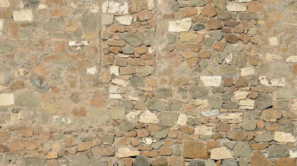 Composite ancient roman wall background \u2014 Stock Photo © Crisfotolux