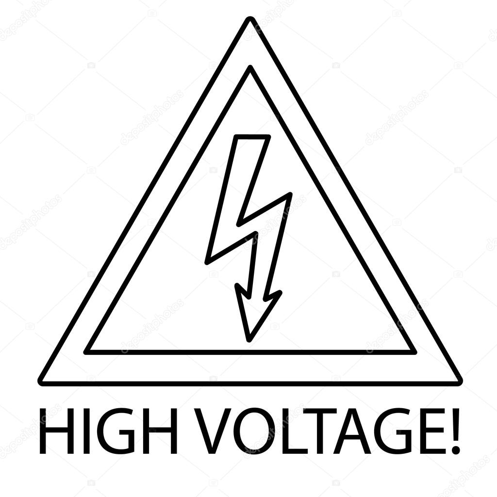 diagram of safety signs in hd for electrical